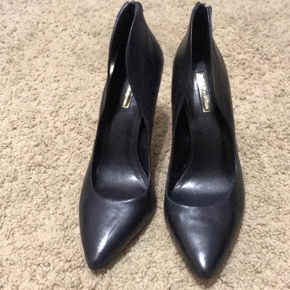 BCBGeneration Shoes - Black sexy BCBG pumps never worn!